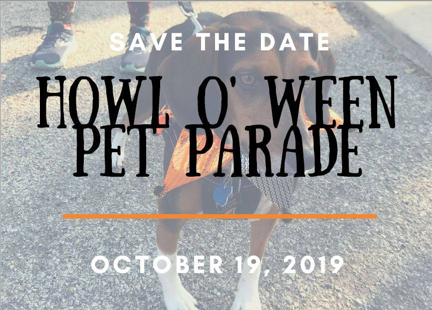 Howl O' Ween Pet Parade